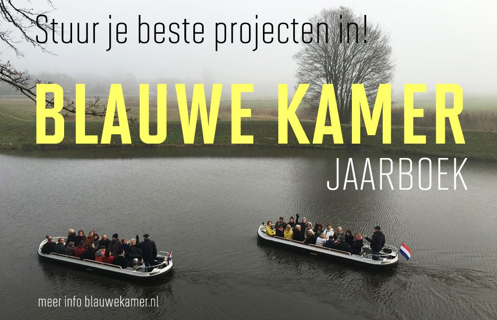 Call for projects blauwe kamer yearbook 2017 dutch school of landscape architecture - Blauwe kamer ...