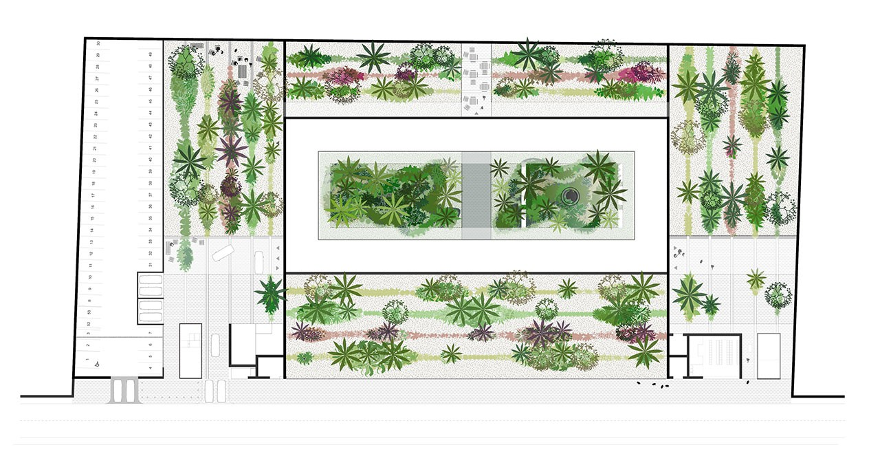 Lola Landscape Architects Marocco Dutch School Of
